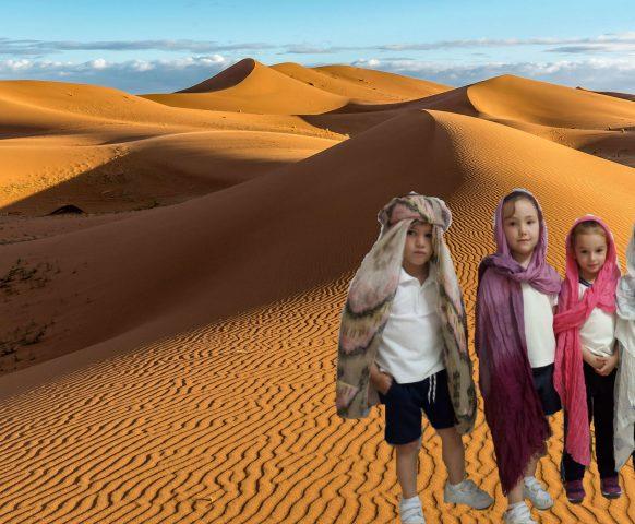 desierto jesus